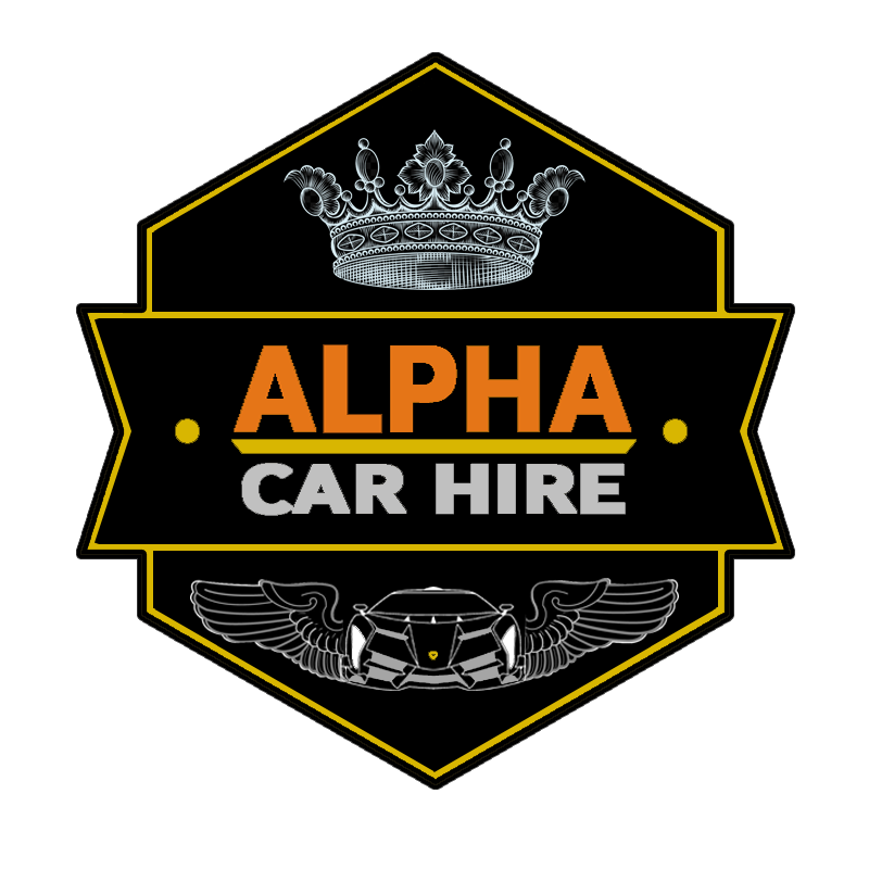Alpha Self Drive Hire Logo