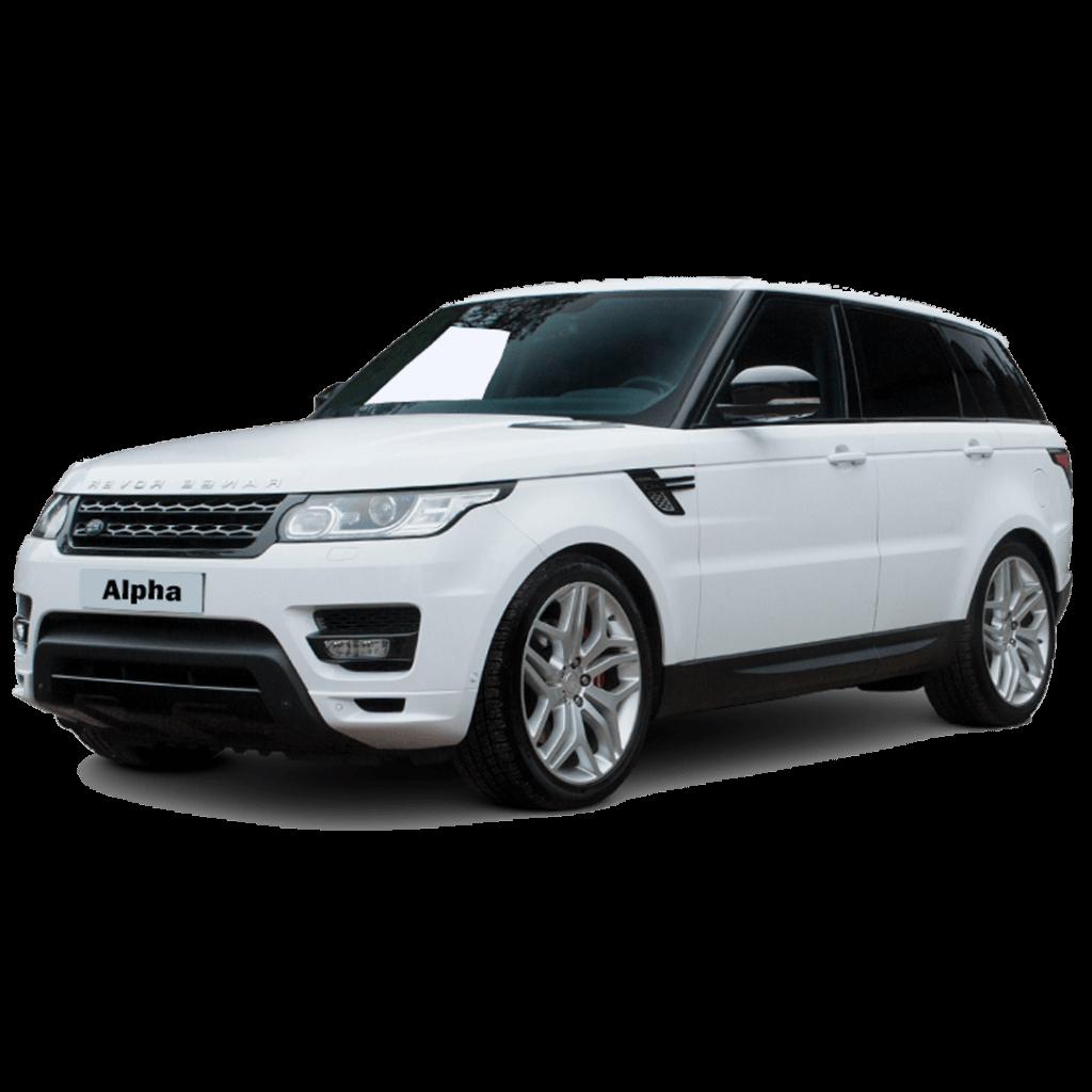 Range Rover Sport Wedding Hire Birmingham