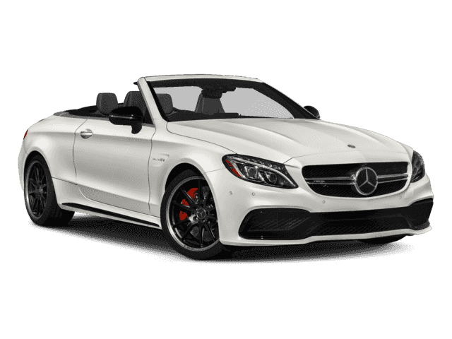 Mercedes Convertable AMG