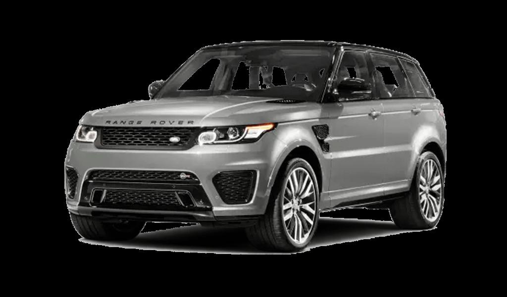 Range Rover Sport front