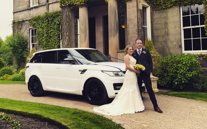 Range Rover Wedding Car Hire