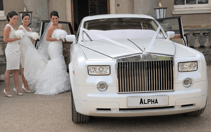 rollsroyce Wedding Hire