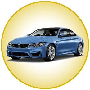 BMW M4 Wedding Car Hire Birmingham