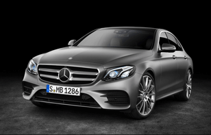 Mercedes for modern wedding car hire birmingham