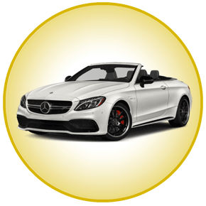 Mercedes convertible resize prestige and wedding car hire Birmingham